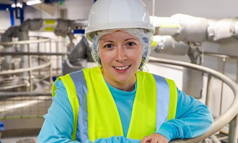 Nestlé women in engineering