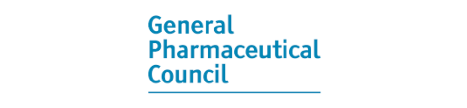 General Pharmaceutical Council logo