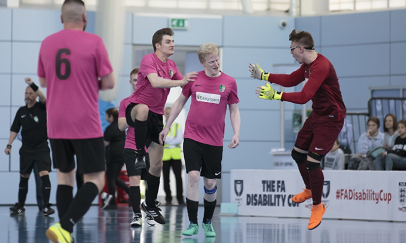 The FA Disability Cup