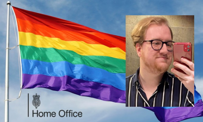 Pride in the Home Office