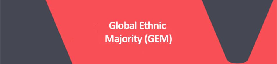 Global Ethnic Majority Header Image