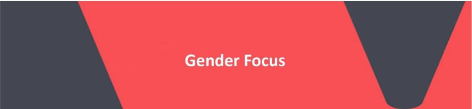 Gender Focus Header Banner