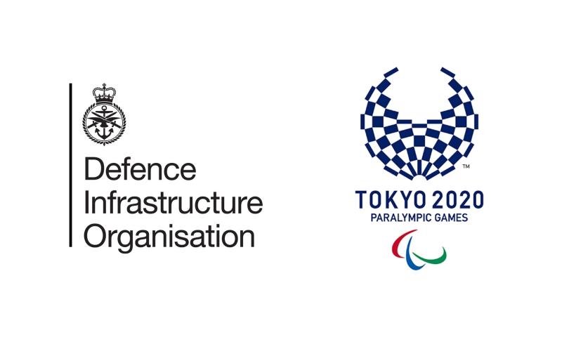 DIO logo | Tokyo 2020 Paralympic Games logo