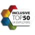 Inclusive Top 50 Employers UK