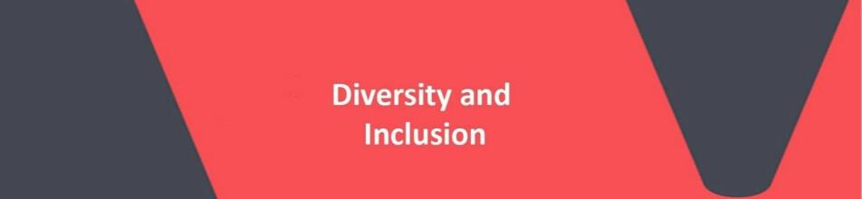 Diversity & Inclusion Header Banner Image