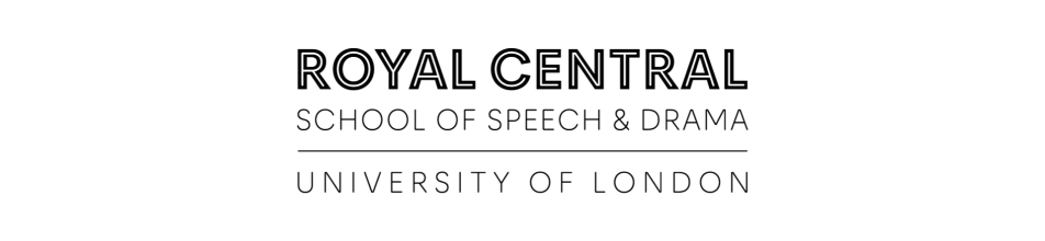 Royal Central School of Speech & Drama logo