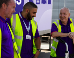 Currys distribution centre employees