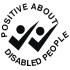 Image of the Positive About Disabled People logo