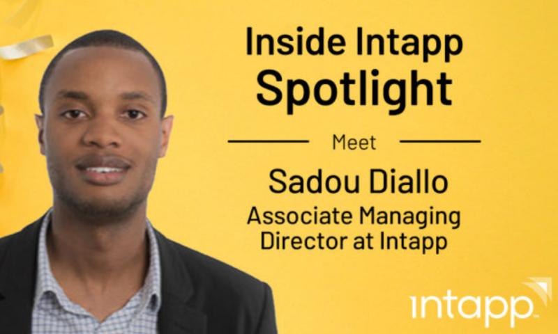 Sales Associate at Aderant, Sadou Diallo