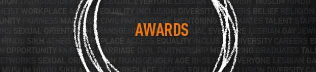 Image of Awards branded text