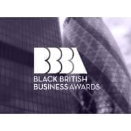 Image of Black British Business Awards logo