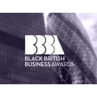 Image of Black British Business Awards logo