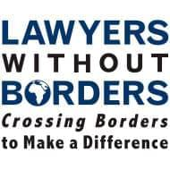 Image of the Lawyers Without Borders logo
