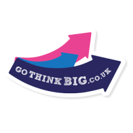 Image of the GoThinkBig.co.uk logo
