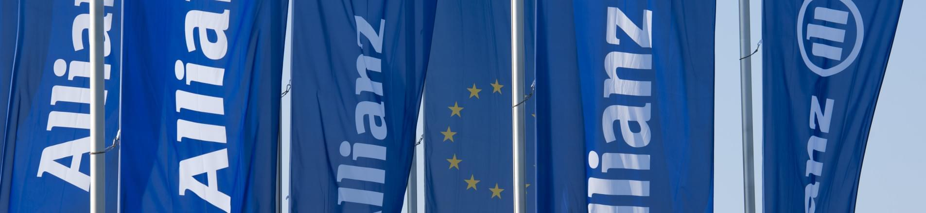 Allianz Flags