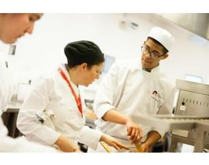 Image of students at City College Norwich
