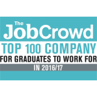 The JobCrowd Top 100 Companies for Graduates to Work For