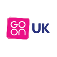 Go On UK Logo