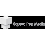 Image of Square Peg Media Logo