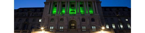 Green light on mental health from Bank of England