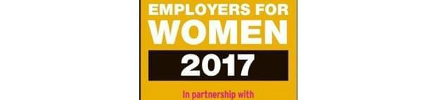 Top 50 Employers For Women Logo