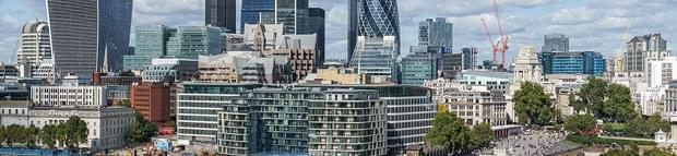 London Skyline for iCAN article