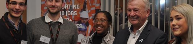 Bringing the Transport Sector Together apprenticeship event