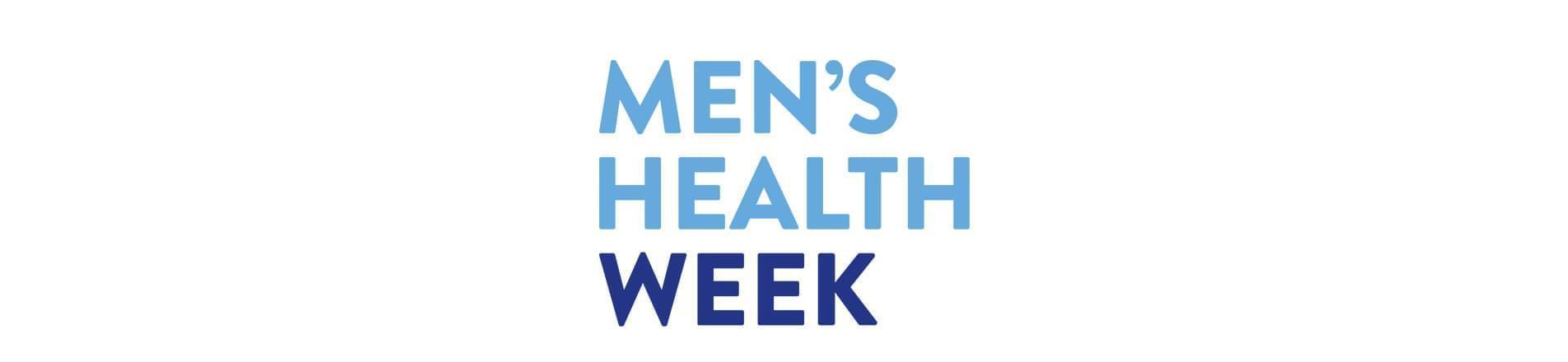Men's Health Week logo