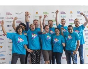 Image of HS2 staff at Big Rail Diversity Challenge