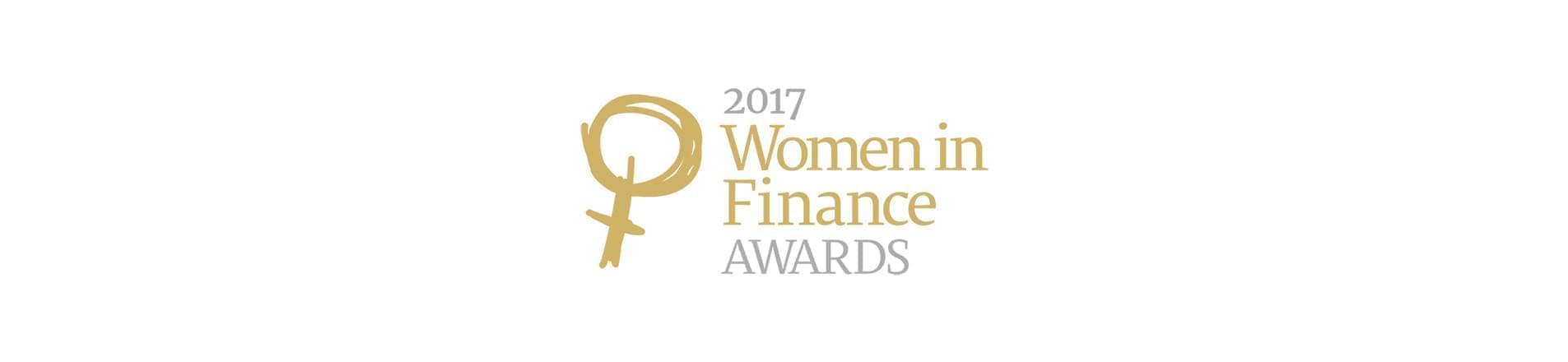 2017 Women in Finance Awards Logo
