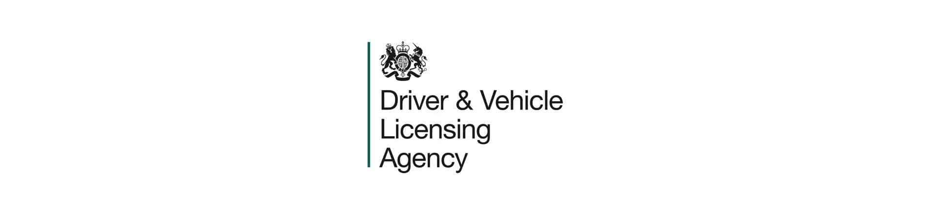Driver & Vehicle Licensing Agency Logo