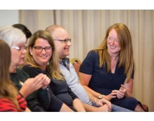Deafness support network staff day 2017 staff image