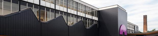 Image of City College Norwich building