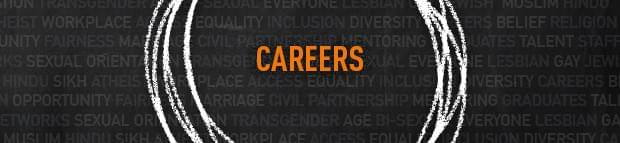Image of careers text