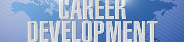 Image of the words Career Development