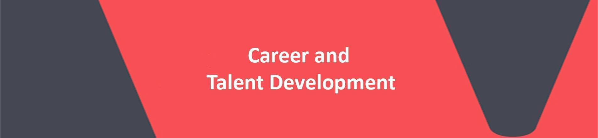 Career and Talent Development Text