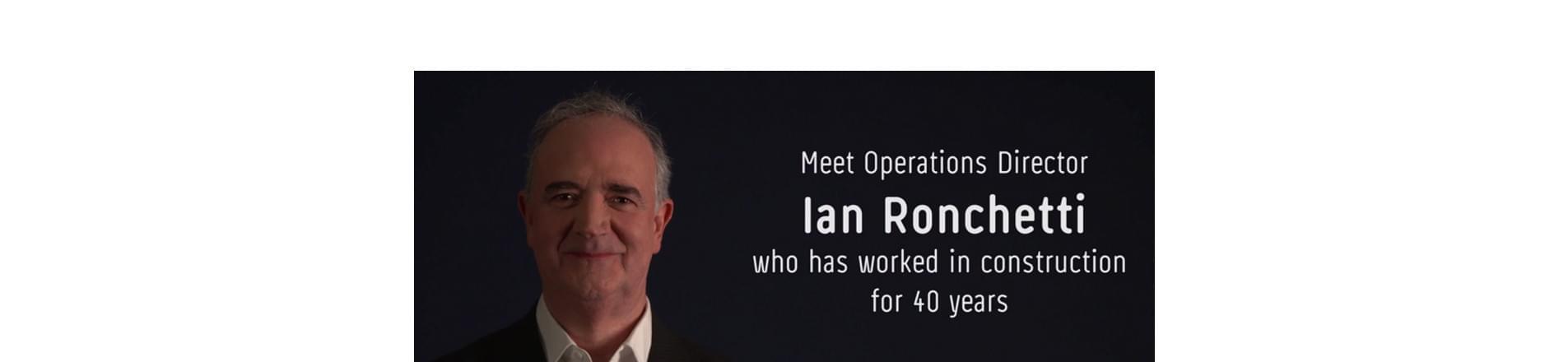 Ian Ronchetti