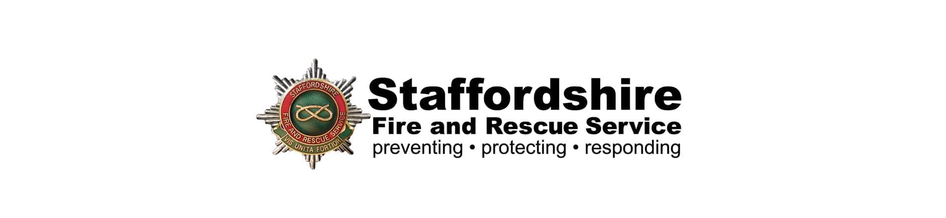 Staffordshire Fire and Rescue Services Logo