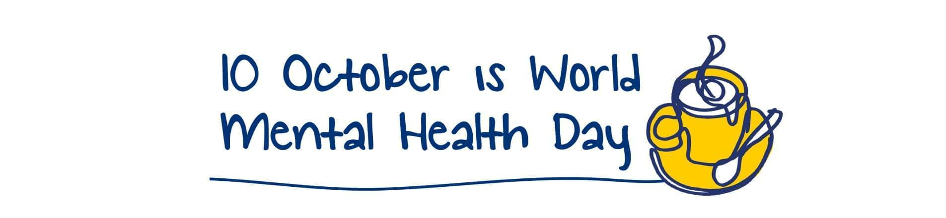 10th October is world mental health day