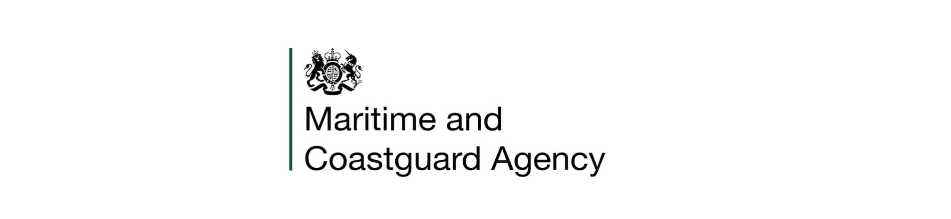 Maritime and Costguard Agency logo