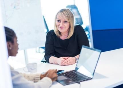 Image of Nicola, HS2 employee