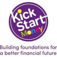 Kick start Money logo - Building foundations for better financial future