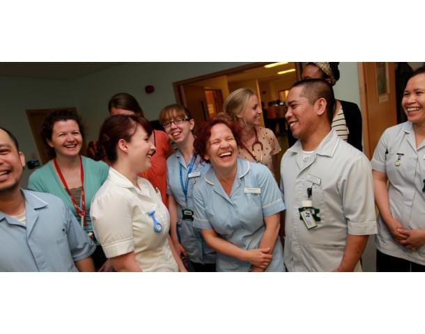 Employees of Brighton and Sussex University Hospitals NHS Trust