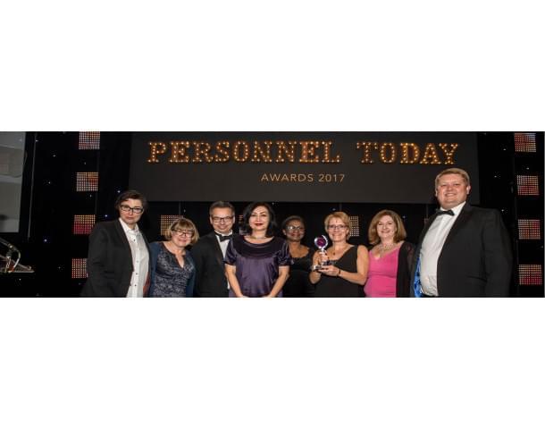 Career Returners Award 2017